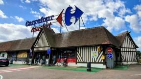Carrefour a-t-il vendu du gel hydroalcoolique LVMH sans autorisation ?