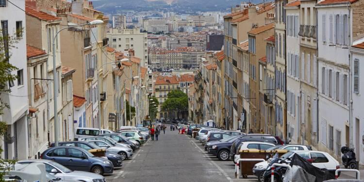 Les PV de stationnement ont flambé en deux ans à Marseille
