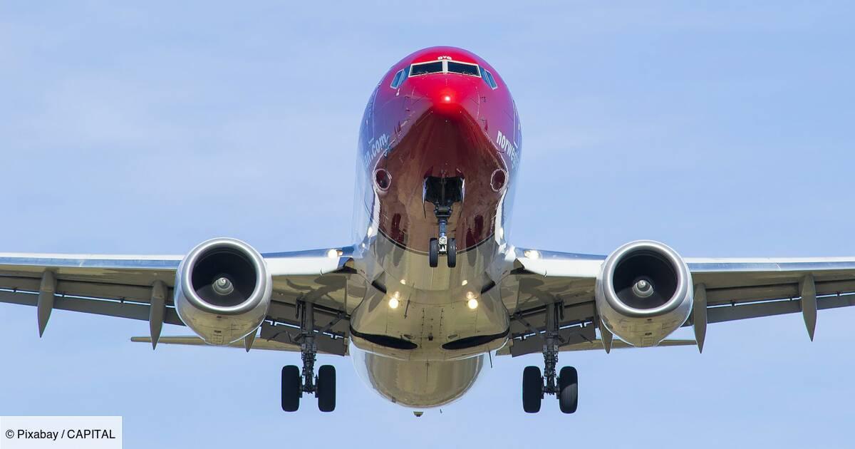 Les commandes de Boeing s'effondrent en 2020
