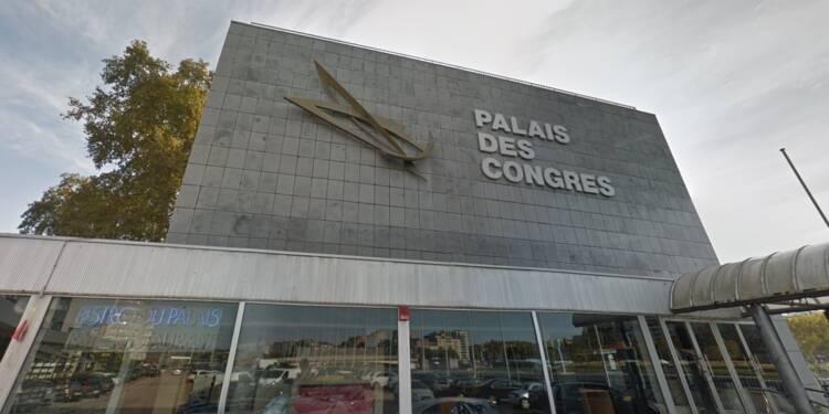 """En Belgique, un bâtiment rebaptisé """"Palais des Con"""""""