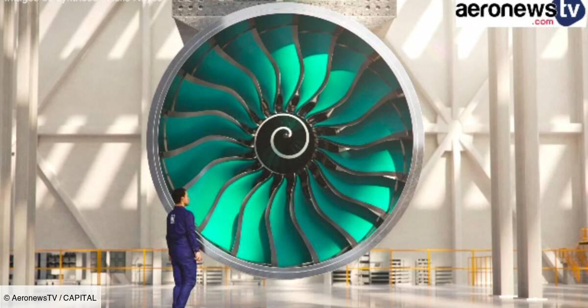 Rolls-Royce va construire le plus gros réacteur d'avion au monde