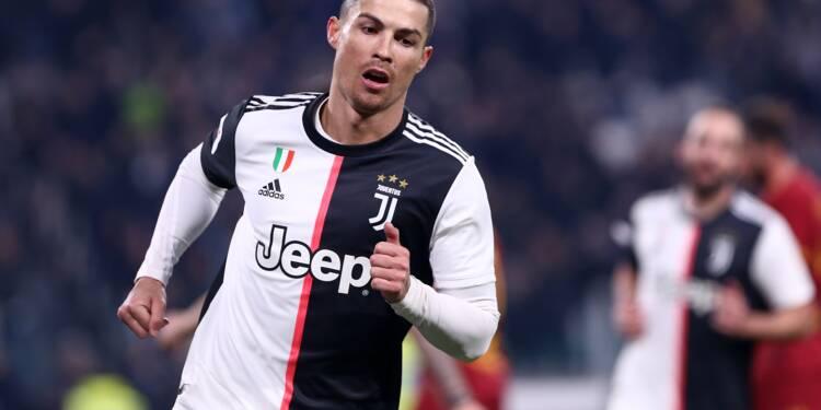 Il est désormais possible d'acheter Cristiano Ronaldo sur la blockchain