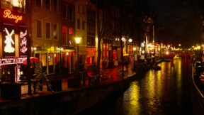 Un nouveau complexe érotique à Amsterdam ?