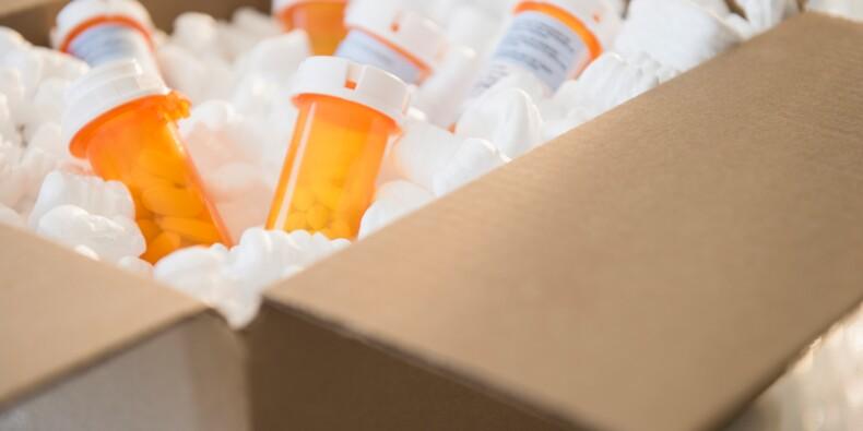 La Poste livre vos médicaments à domicile en deux heures pour un euro !