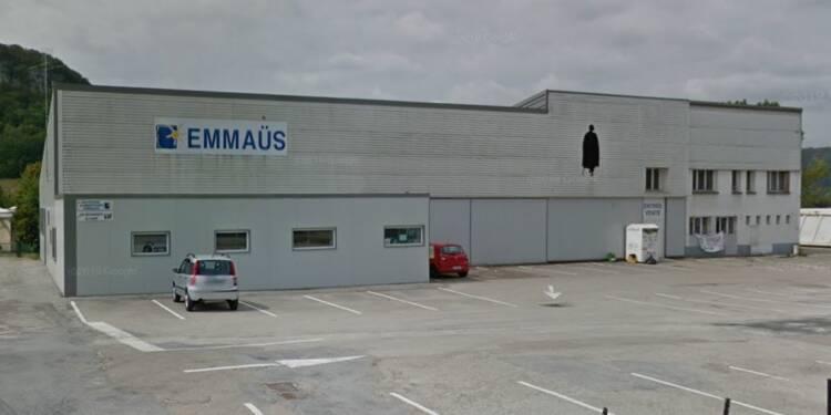 """L'association Emmaüs accusée de """"concurrence moralement déloyale"""""""