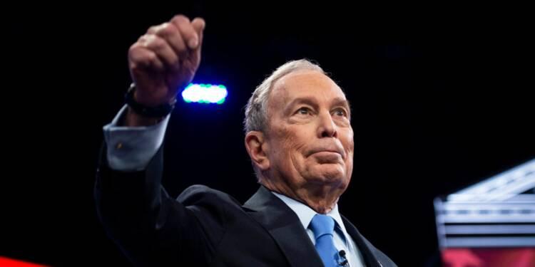 Dépenses de campagne : Michael Bloomberg pulvérise le record d'Obama