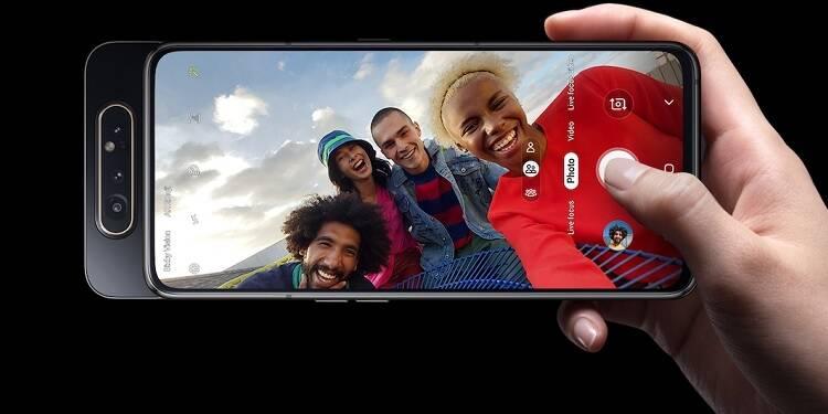 Samsung Galaxy A80 : 310 euros de réduction sur le smartphone chez Cdiscount