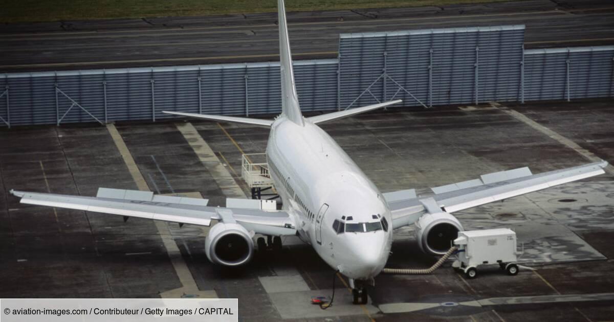 Une compagnie aérienne soupçonnée de travail dissimulé, son Boeing saisi