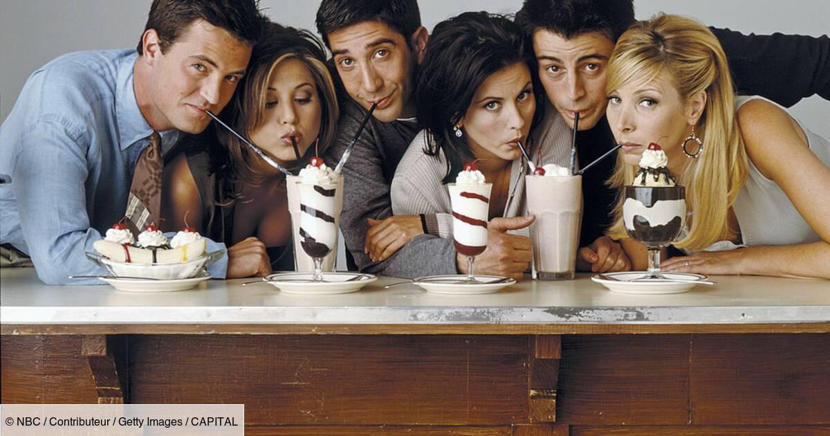 """""""Friends"""" : l'impressionnant cachet que vont toucher les acteurs pour leur réunion culte"""