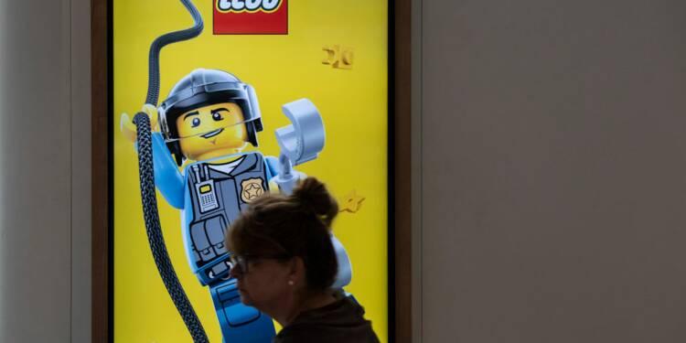 La figurine Lego est orpheline