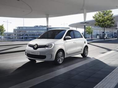 La Renault Twingo ZE en images