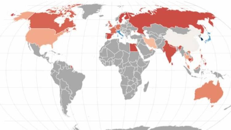 Coronavirus : le nombre de cas confirmés a plus que doublé en France. Notre carte en temps réel
