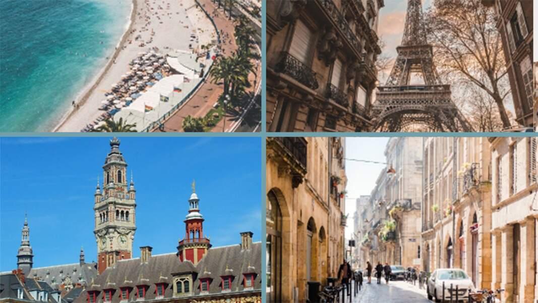 Paris, Toulouse, Lille, Bordeaux... Découvrez comment votre pouvoir d'achat immobilier a évolué depuis l'an 2000.