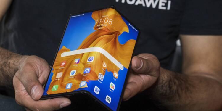 Huawei : le prix faramineux de son nouveau smartphone pliable