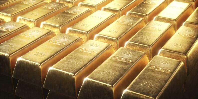 L'or pourrait se hisser à 1.925 dollars d'ici 2021, selon Citigroup