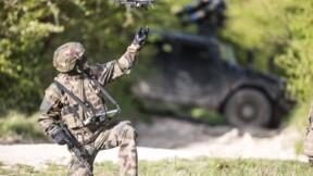 L'armée veut commander 2.000 micro-drones
