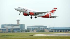 Atterrissage mouvementé pour un Airbus A319 d'Air Canada