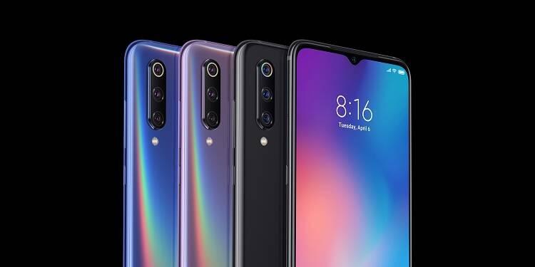 Xiaomi : 36% de réduction sur le smartphone Mi 9