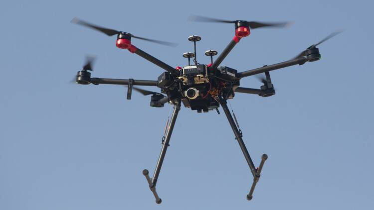 """La France en retard sur les drones militaires, la Cour des comptes dénonce un """"manque de vision"""""""