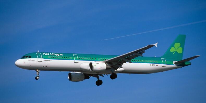 La drôle de raison qui a forcé un avion Aer Lingus à faire demi-tour