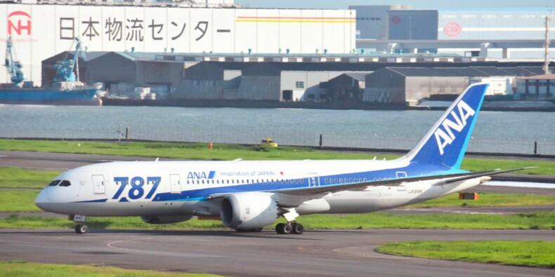 Boeing remporte une grosse commande auprès d'Ana