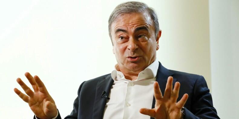 """Carlos Ghosn : Renault veut """"faire valoir ses droits"""""""
