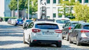 Les voitures d'Apple Maps débarquent en France le 2 mars