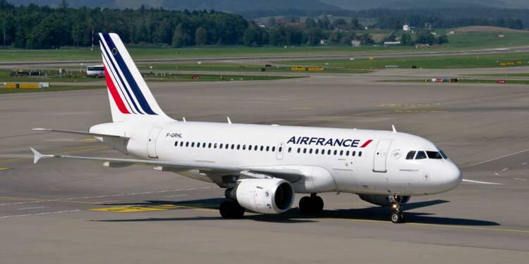 Des contrôles de température sur les vols Air France à partir du 11 mai