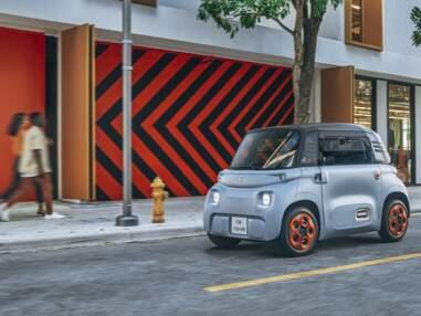 Citroën Ami : électrique, sans permis et vendu à la Fnac !