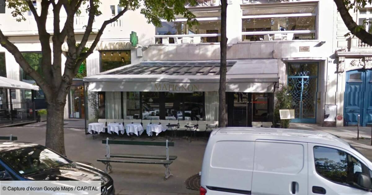 """Paris : le restaurant """"Matignon"""" accusé d'avoir refusé une cliente voilée"""