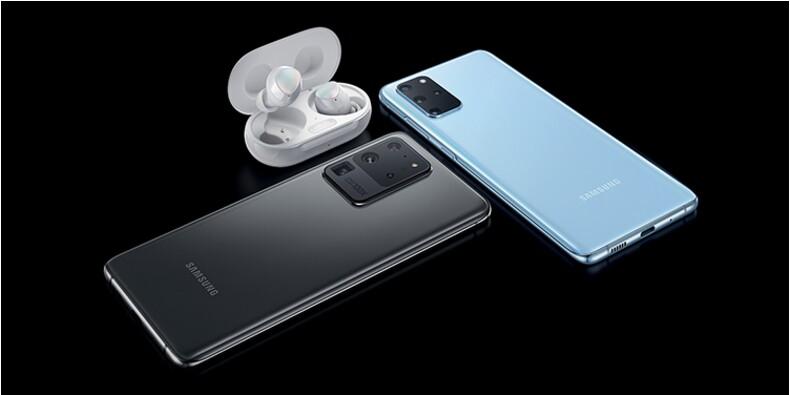 Samsung Galaxy : précommandez le S20+ ou le S20 Ultra avec une paire de Galaxy Buds offerte