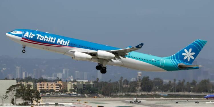 La compagnie Air Tahiti Nui récompensée pour la qualité... de ses vins