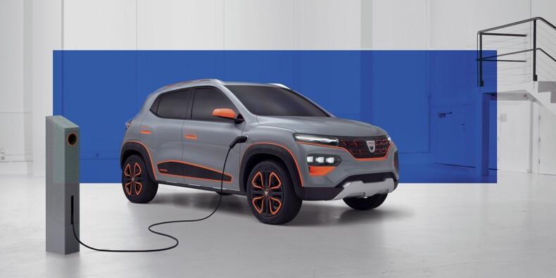 Dacia confirme l'arrivée d'une voiture électrique pour 2021