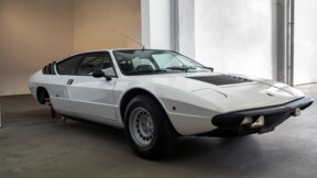 Une rarissime Lamborghini Urraco P117 mise aux enchères sur Internet