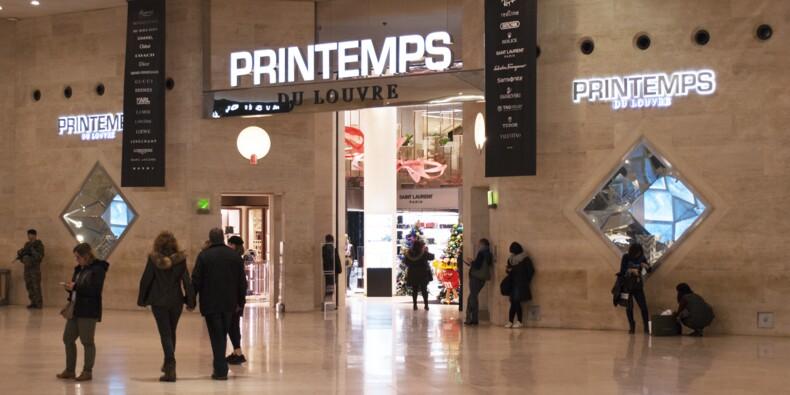 Printemps : quatre magasins vont fermer, des centaines d'emplois menacés