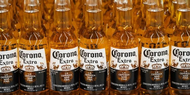 Après avoir chuté, les intentions d'achat de bière Corona repartent à la hausse