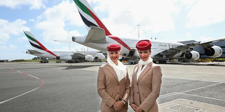 Un mois sans solde pour les salariés d'Emirates à cause du coronavirus !