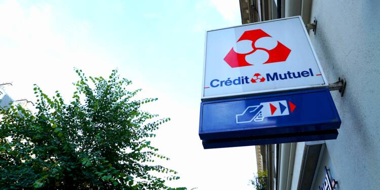 Le Crédit mutuel supprime les frais d'incidents bancaires pour ses clients fragiles