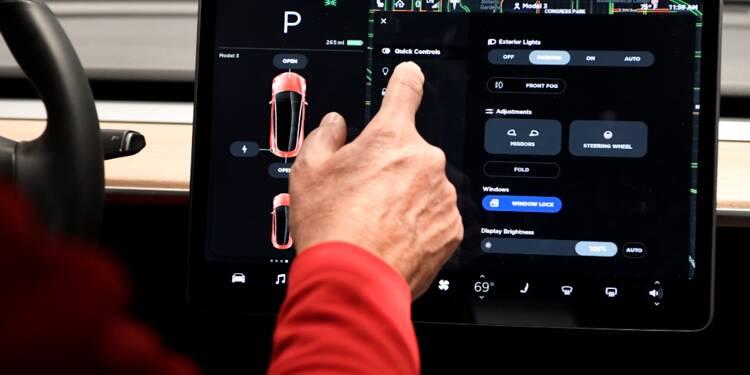 Tesla : la nouvelle mise à jour surprise de la Model 3 Performance