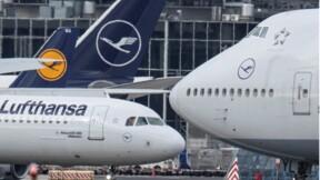 Lufthansa décide d'immobiliser 150 avions à cause du coronavirus