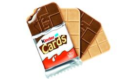 Les Kinder Cards peuvent-ils séduire les consommateurs ?