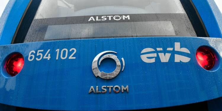 Alstom remporte un gros contrat en Roumanie