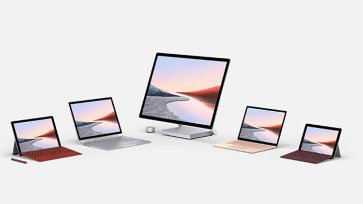 Amazon : Microsoft Surface Pro, Laptop et Go en promotion