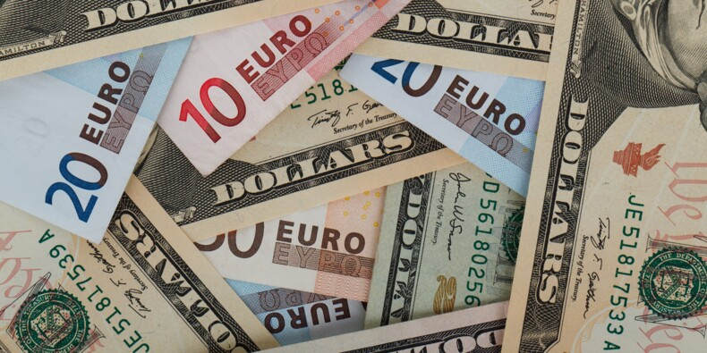 L'euro va-t-il poursuivre sa chute face au dollar ? : le conseil Bourse du jour