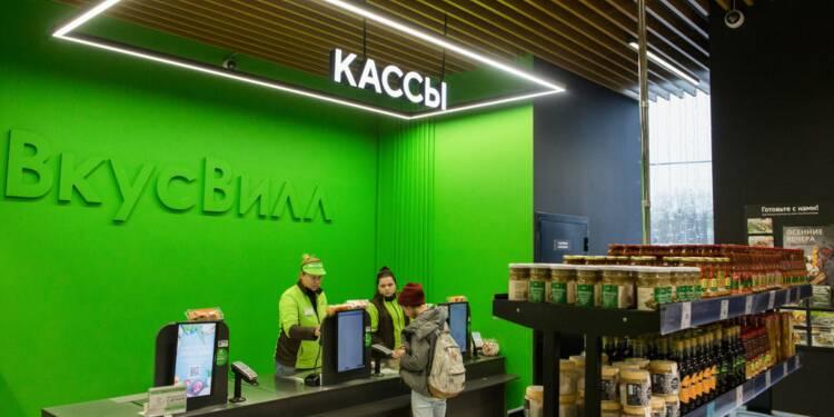 Bientôt une chaîne de supermarchés russes en France ?