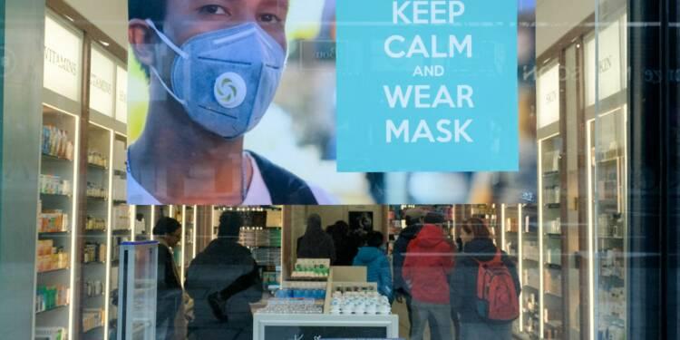 Coronavirus : les escroqueries aux masques explosent au Royaume-Uni