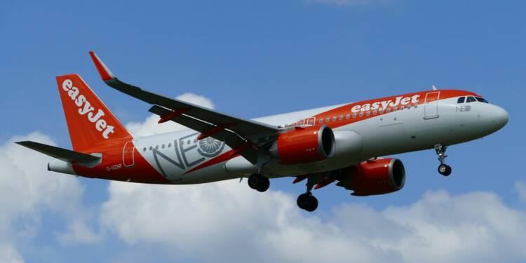 EasyJet n'appliquera pas la distanciation sociale dans ses avions