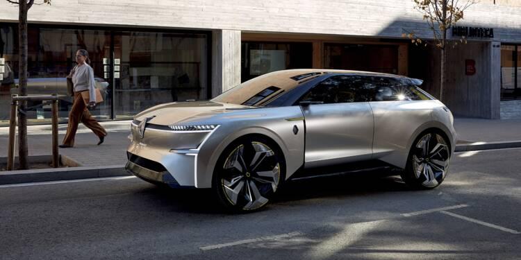 """La nationalisation de Renault """"pas à l'ordre du jour"""", affirme son patron"""