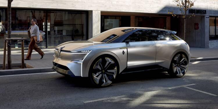 Renault s'allie avec Google pour ses robots et ses machines, économies en vue