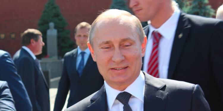 Vladimir Poutine annonce un mois d'avril chômé en Russie, avec salaires préservés